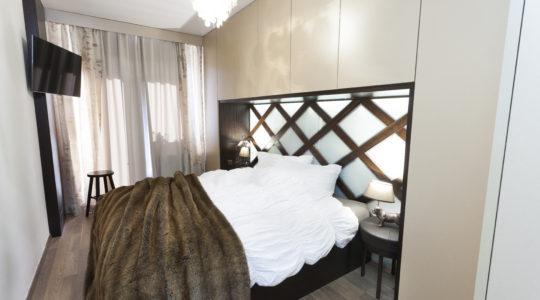Luxusní interiér se zvířecími motivy